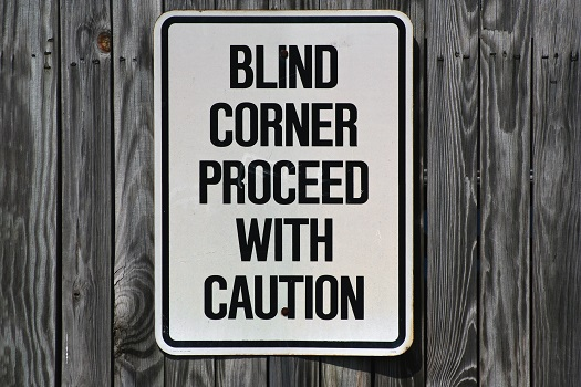 Blind Spots—a Tool the Enemy Uses