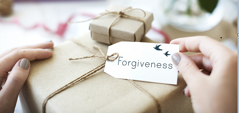 Thank You Lord, for the Gift of Forgiveness